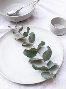 Teller aus Keramik - 25cm - STUDIO JUX