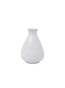 Vase aus Keramik  - weiß - STUDIO JUX