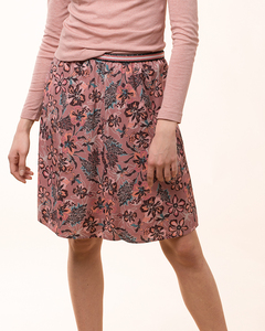 "Rock mit Blumenprint aus Viskose ""Fleur Skirt"" - Alma & Lovis"