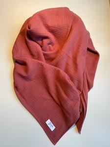 XXL Tuch aus Bio-Baumwolle verschiedene Farben - BeachRebelle