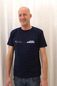 Containerschiff Boy-T-Shirt - T-Shirtladen-Marktstrasse GmbH