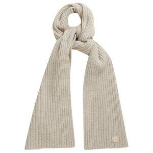 JUNIPER Rib Organic Wool Scarf - GOTS - KnowledgeCotton Apparel