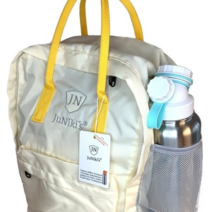 Ultraleichter JuNiki's Rucksack + isolierte Premium-Trinkflasche recyceltes PET - JN JuNiki's