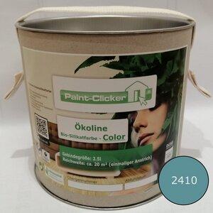 Paint-Clicker Ökoline Innensilikatfarbe Farbton (2410) - Paint-Clicker Ökoline