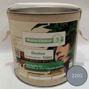 Paint-Clicker Ökoline Innensilikatfarbe Farbton (2202) - Paint-Clicker Ökoline