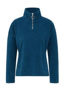 Zip Sweatshirt Cord Rippen - recolution