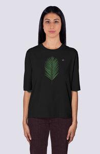 Palme, Damen Premium Shirt aus Bio Baumwolle - vis wear