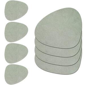 Set-Box 4 Tischsets + gratis 4 Glasuntersetzer - LindDNA