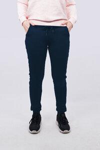 Damen Enganliegende Hose, Jogginghose aus Bio Baumwolle - vis wear