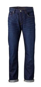 Normal Fit Jeans deepsea - KnowledgeCotton Apparel