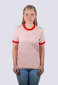 Damen Ringer Premium Shirt aus Bio Baumwolle - vis wear
