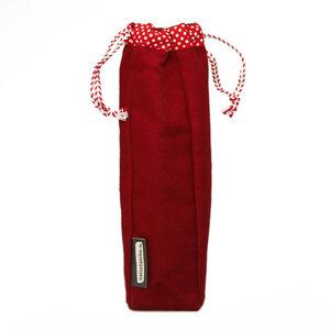 Flaschentasche aus Bio-Baumwolle - Naturtasche
