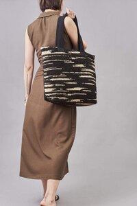 """Shopper Handtasche """"VIRGEN"""" aus Schurwolle und Baumwolle, handgefertigt in Lateinamerika - Nata Y Limón"""
