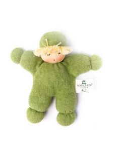 Öko Baby Erbsenkind rot oder grün - Nanchen Natur