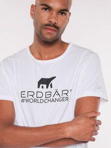 Herren T-Shirt - ERDBÄR Logo - Erdbär