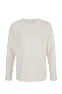 Pullover aus kuscheligem Bio-Baumwoll Nicki - MARIA SEIFERT