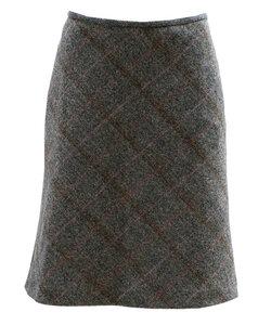 Alma & Lovis Tweed Skirt racoon - Alma & Lovis