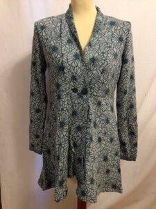 Damen Grobstrickjacke Delmara lang - Lana naturalwear