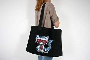 Vegane denkefair-BIGBAG 'TOO COOL TO ROAR' - denkefair