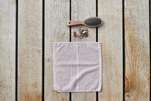 Handtuch Tilda - Waschlappen Bio-Baumwolle - #lavie