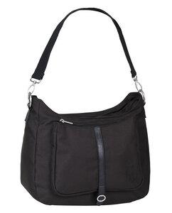 Lässig Wickeltasche Green Label  Shoulder Bag Black - Lässig