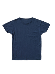 Nudie Jeans Basic T-Shirt Bio -Roger Slub - Nudie Jeans