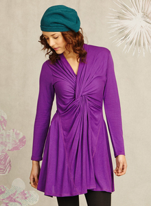 Hallie Twister Kleid Violet - Braintree