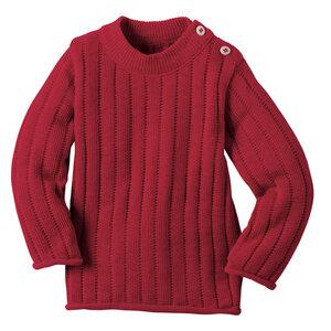 disana Uni-Pullover in rot - Disana