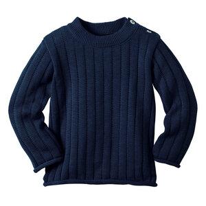 disana Uni-Pullover in marine - Disana