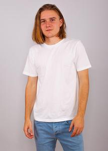 Mens T-Shirt White - EarthPositive