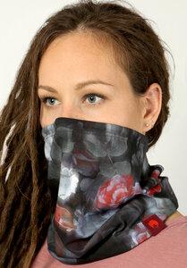 Moop (Maske + Loopschal) - Die rote Zora
