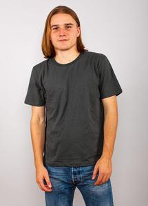 Mens T-Shirt Dark Grey - EarthPositive