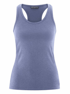 Damen Yoga Tanktop Hanf/Bio-Baumwolle - HempAge