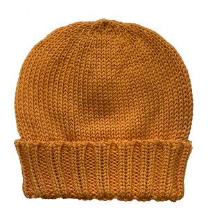 Mütze - Klassische Mütze aus 100% Merinowolle - Merinomütze