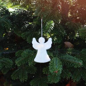 Baumschmuck Engel aus Filz - Mitienda Shop