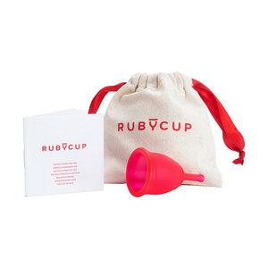 Ruby Cup Menstruationstasse - inkl. Spende! - Ruby Cup