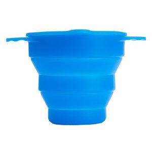 Ruby Clean - faltbarer Reinigungsbecher aus Silikon zum Sterilisieren von Menstruationstassen - Ruby Cup