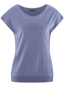 Damen Yoga T-Shirt Hanf/Bio-Baumwolle - HempAge