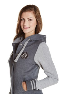 Frauen College-Jacke Maja - recolution