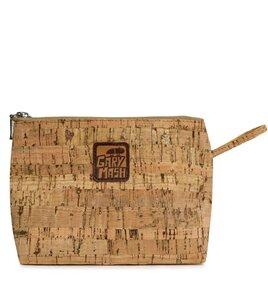 Kulturtasche aus Kork in verschiedenen Größen - Gary Mash