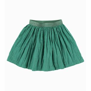 Lily Balou Musselin Rock skirt shady glade green - Lily Balou