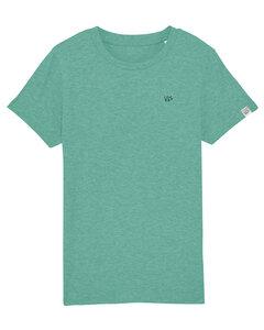 Kinder Premium Shirt, Jungen und Mädchen, aus Bio Baumwolle - vis wear