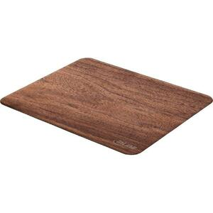 WoodPad I Echtholz Mauspad Walnuss, 240x200mm - InLine