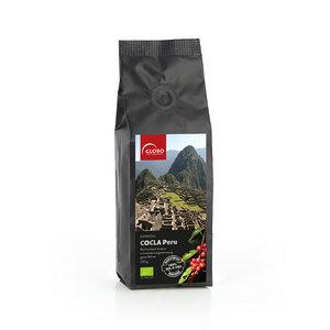Bio-Espresso COCLA PERU, gemahlen oder ganze Bohne - GLOBO