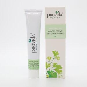 Mandelcreme-Gesichtsmaske - Provida Organics
