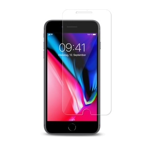 iPhone Panzerglas Premium transparentes 2.5D Schutzglas - Woodcessories