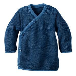 disana Melange-Jacke in blau - Disana