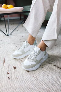 The Jutelaune Chunky Sneakers - Jutelaune