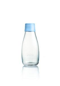 Wiederverwendbare Wasserflasche mit Verschluss - 0,3 Liter - Retap