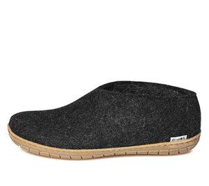 Hausschuhe Damen - The Shoe Rubber - Naturkautschuk - glerups